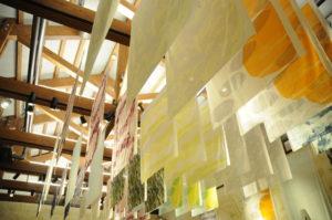 """pole-pole textile labo 002 """"rhythms"""""""