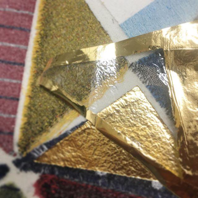 【 POSTEXTILE 】ニードルパンチ+シルクスクリーン#poletopoletextile #postextile #needlepunch #screenprint #textile #布博